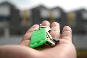 Key to apartments - real estate loans and investments