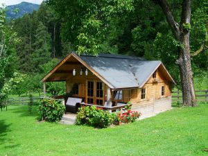 cabin with porch - Alternate Loans